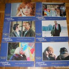 Cine: LOBBY CARDS LOTE 6 FOTOCROMOS 1987 ASIGNATURA APROBADA JESUS PUENTE VICTORIA VERA TERESA GIMPERA . Lote 176176983
