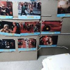 Cine: FLASH GORDON 10 FOTOCROMOS ORIGINALES Q. Lote 176368748