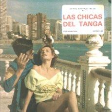 Cine: 12 FOTOCROMOS DE LA PELÍCULA: LAS CHICAS DEL TANGA. LINA ROMAY / ANTONIO MAYANS / EVA LEÍN. ZAFIRO . Lote 176489382