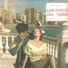 Cine: 12 FOTOCROMOS DE LA PELÍCULA: LAS CHICAS DEL TANGA. LINA ROMAY / ANTONIO MAYANS / EVA LEÍN. ZAFIRO . Lote 176490155