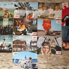 Cine: LOTE COLECCIÓN COMPLETA 12 FOTOCROMOS TORA TORA TORA . Lote 176618795