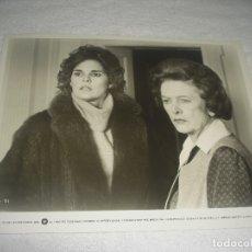 Cine: ALI MACGRAW, ANTIGUA FOTO ORIGINAL 1979, WARNER BROS . 26 X 21 CM.. Lote 177116588