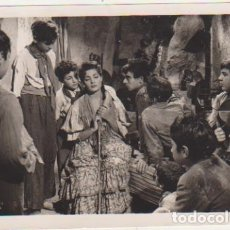 Cine: FOTOGRAFÍA CIFESA (12X18) CARMEN SEVILLA EN UN CABALLERO ANDALUZ. Lote 177251972