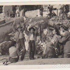 Cine: FOTOGRAFÍA CIFESA (12X18) CARMEN SEVILLA EN UN CABALLERO ANDALUZ. SELLO CIFESA EN DORSO. Lote 177252927