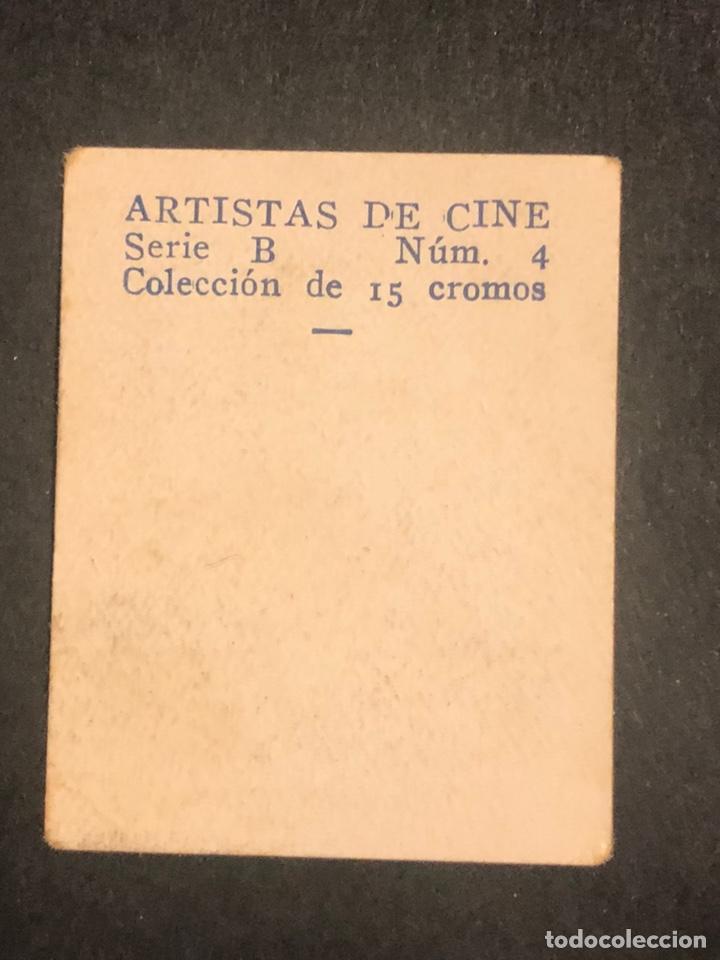 Cine: Cromo 4,5 x 3,5 cm artistas de cine norma shearer - Foto 2 - 178247981