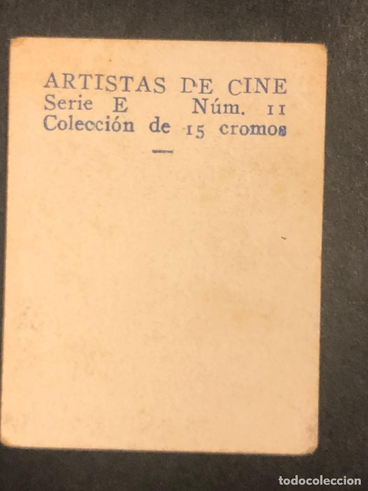 Cine: Cromo 4,5 x 3,5 cm artistas de cine mitzi green - Foto 2 - 178248340