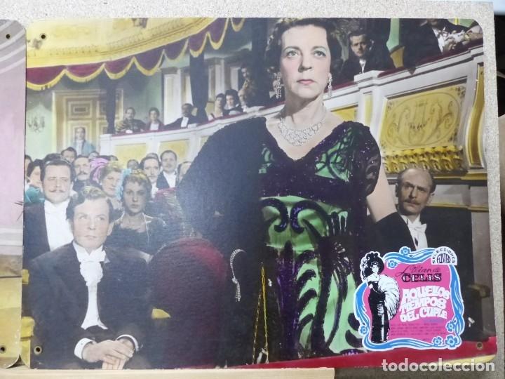 Cine: AQUELLOS TIEMPOS DEL CUPLE, LILIAN DE CELIS - SET 15 FOTOCROMOS DE CARTON - Foto 5 - 178603240