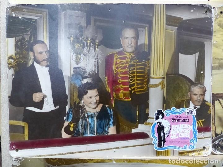 Cine: AQUELLOS TIEMPOS DEL CUPLE, LILIAN DE CELIS - SET 15 FOTOCROMOS DE CARTON - Foto 8 - 178603240