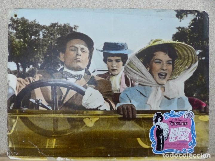 Cine: AQUELLOS TIEMPOS DEL CUPLE, LILIAN DE CELIS - SET 15 FOTOCROMOS DE CARTON - Foto 17 - 178603240