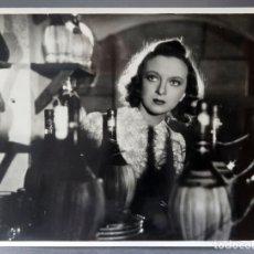 Cine: FOTO CINE ACTRIZ MERLE OBERON PRODUCTORA BALEY BLAY AÑOS 40 - 50. Lote 178676078