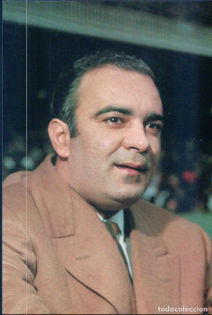 FEDERICO GALLO, LOCUTOR DE RADIO, POSTAL OSCARCOLOR 544 -- VELL I BELL (Cine - Fotos y Postales de Actores y Actrices)