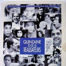 Cine: JUEGO DE POSTALES CANNES 1993. Lote 179554318