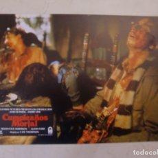 Cine: CUMPLEAÑOS MORTAL / MELISSA SUE ANDERSON, GLENN FORD / JUEGO ORIGINAL 7 FOTOCROMOS ESTRENO. Lote 179555405