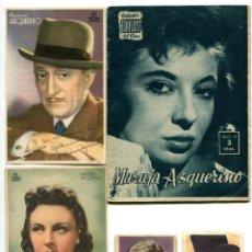 Cine: LOTE 9 DE ARTISTAS.. Lote 194350587