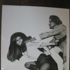 Cinema: BANDOLERO - FOTO B/N ORIGINAL - RACHEL WELCH 20TH CENTURY FOX. Lote 180011651