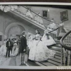Cine: LO QUE EL VIENTO SE LLEVO - FOTO ORIGINAL B/N - GONE WITH THE WIND SCENE VIVIEN LEIGH. Lote 180022712