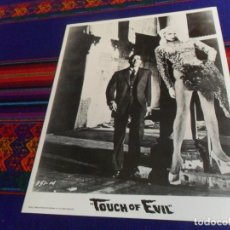 Cine: FOTO SED DE MAL, TOUCH OF EVIL. 1958 UNIVERSAL CITY STUDIOS. MUY BUEN ESTADO.. Lote 180192163