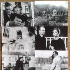 Cine: EL COMPLOT DE LOS REBELDES. 30 FOTOS. MICHEL BOUQUET, MARINA VLADY, JEAN ROCHEFORT, SIMÓN ANDREU. Lote 180456826