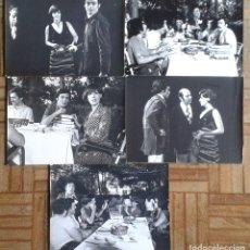 Cine: EN LA RED DE MI CANCIÓN. 5 FOTOS. CONCHA VELASCO, ANDRÉS DO BARRO, CASSEN. Lote 180457053