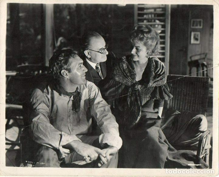 FOTOGRAFÍA DE GARY COOPER (Cine - Fotos y Postales de Actores y Actrices)