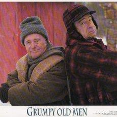 Cine: FOTOGRAFÍA ORIGINAL GRUMPY OLD MEN JACK LEMMON WALTER MATTHAU WARNER BROS 1993. Lote 182172701