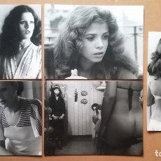 Cine: CINE PELICULA CAMBIO DE SEXO FOTOGRAFÍA LOTE 5 VICTORIA ABRIL BIBIANA FERNÁNDEZ VICENTE ARANDA 1977. Lote 182595741