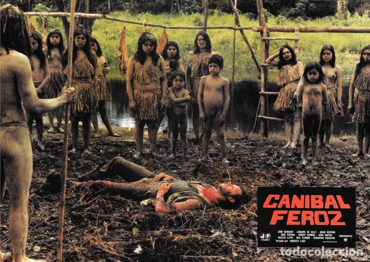 Cine: FOTOCROMOS. CANÍBAL FEROZ - Foto 7 - 182665192