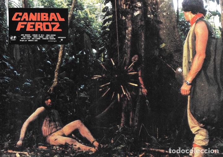 Cine: FOTOCROMOS. CANÍBAL FEROZ - Foto 12 - 182665192