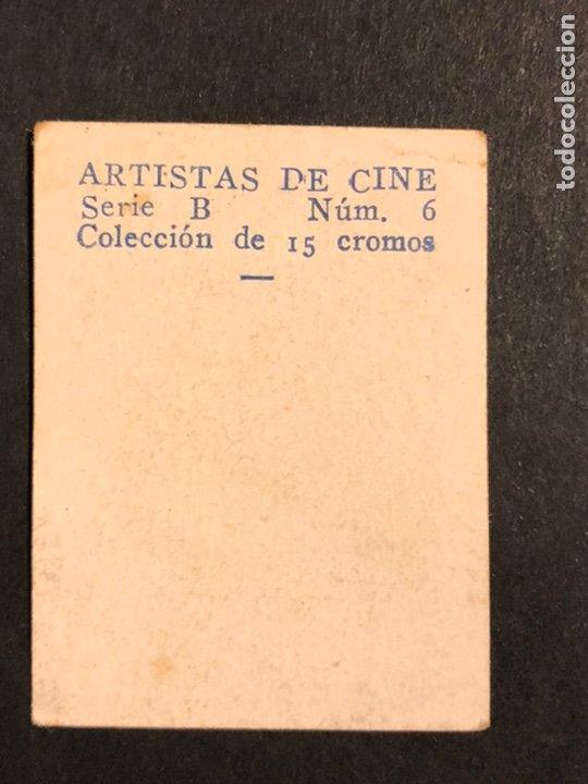 Cine: Cromo 4,5 x 3,5 cm artistas de cine virginia bruce - Foto 2 - 182856973
