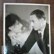 Cine: WILLY BIRGEL - FOTO ORIGINAL B/N - LIL DAGOVER GERMAN FILM ACTORS UFA. Lote 183174151