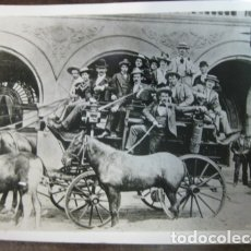 Cine: FLORENZ ZIEGFELD - FOTO ORIGINAL B/N - AMERICAN BROADWAY IMPRESARIO. Lote 183175448