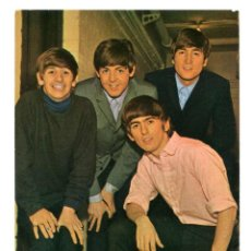 Cine: THE BEATLES. POSTAL.. Lote 183589808