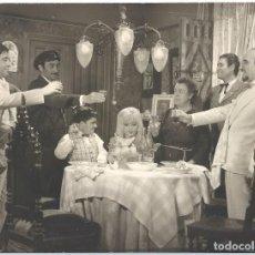 Cine: F30837 MARGOT KOCSIS JOSE LUIS COLL EMILIO LAGUNA EL RAPTO DE T.T. FOTO B/N ORIG ESPAÑOLA MONREAL. Lote 183770081