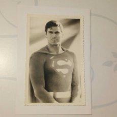 Cine: ANTIGUA FOTOGRAFIA DE SUPERMAN. Lote 184161586