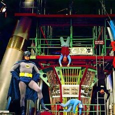 Cine: ADAM WEST BATMAN SERIE CLASICA DE TV . 1966 - 1968 FOTO. Lote 184574783