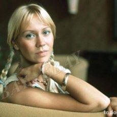 Cine: ABBA AGNETHA FALTSKOG FOTO. Lote 184752262