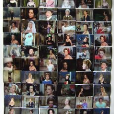 Cine: SARA MONTIEL. 60 FOTOS, 9 X 12,5 CMS.. LOTE Nº 10.. Lote 184765596