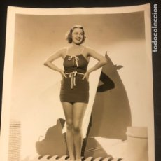 Cine: FOTO ORIGINAL MGM DE CECILIA PARKER 25 X 20 CM. Lote 185711886