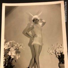 Cine: FOTO ORIGINAL MGM DE DOROTHY JORDAN 25 X 20 CM. Lote 185980347