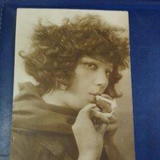 Cine: FOTO POSTAL RAQUEL MELLER. TABACO. LES VEDETTES DE CINEMA. SIN CIRCULAR.. Lote 185999026