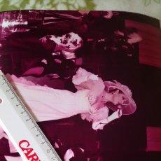 Cine: FOTO SARA MONTIEN 24 X 30 DE UNA GRAN CALIDA FOTOGRAFICA 1977TEATRO . S. M SARA MONTIEL. Lote 186317173