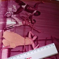 Cine: FOTO SARA MONTIEN 24 X 30 DE UNA GRAN CALIDA FOTOGRAFICA 1977 TEATRO. S M SARA MONTIEL. Lote 186318076