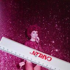 Cine: FOTO SARA MONTIEN 24 X 30 DE UNA GRAN CALIDA FOTOGRAFICA 1977 TEATRO. S M SARA MONTIEL. Lote 186318603