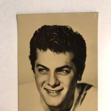 Cine: CINE. ACTORES. FOTO POSTAL, TONY CURTIS, NO. 4675. EDICION ARCHIVO BERMEJO. (H.1950?). Lote 186350277