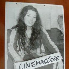 Cine: NURIA ESPERT FOTO ORIGINAL ANTIGUA. Lote 186412115