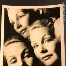 Cine: FOTO ORIGINAL MGM DE ELIZABETH ALLAN 25 X 20 CM. Lote 186412536