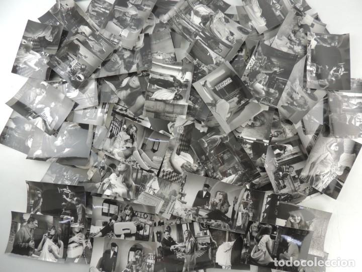 COLECCIÓN DE ALREDEDOR DE 80 FOTOS - FOTOGRAFÍAS DE LA ACTRIZ ANALIA GADE (Cine - Fotos y Postales de Actores y Actrices)