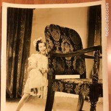 Cine: FOTO ORIGINAL MGM DE FANNY BRICE 25 X 20 CM. Lote 187131287