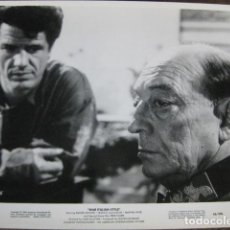 Cine: WAR ITALIAN STYLE - FOTO ORIGINAL B/N - GUERRA A LA ITALIANA BUSTER KEATON. Lote 187199321
