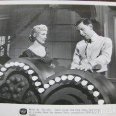 Cine: PETE KELLY'S BLUES - FOTO ORIGINAL B/N - JANET LEIGH JACK WEBB. Lote 187200002